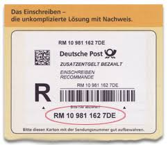 deutsche post sendungsverfolgung brief